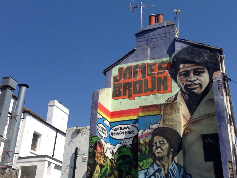 Brighton, where the Short Circuit weekend took place.